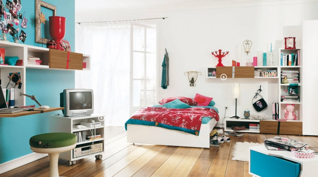 Comment décorer une chambre d\'ado dans un appartement ?