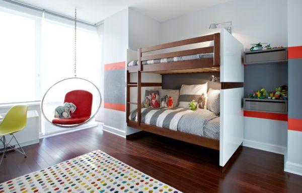 Lit moderne superpos 50 id es pour vous inspirer - Les plus beaux lits en bois ...
