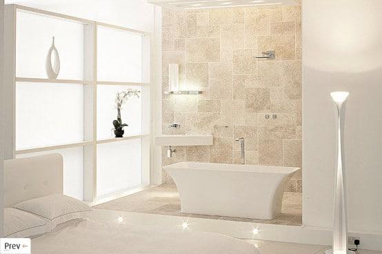 Salle de bains beige 43 id es pour vous inspirer - Les plus belles salles de bains ...