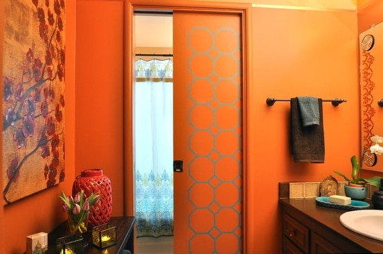 idee-salle-de-bain-orange-18