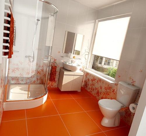 idee-salle-de-bain-orange-19