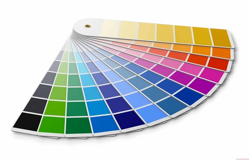 Quelle couleur dans la maison et comme cela affecte votre for Couleur de maison