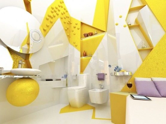 salle-de-bains-jaune-14