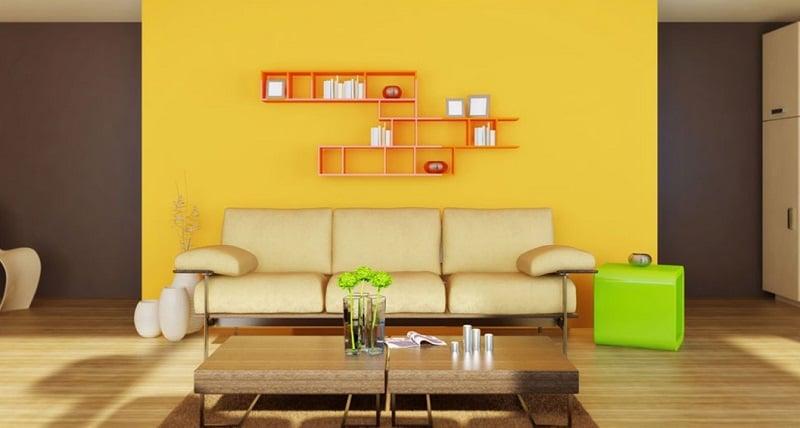 Quelle couleur dans la maison et comme cela affecte votre for Quelle couleur choisir pour un salon