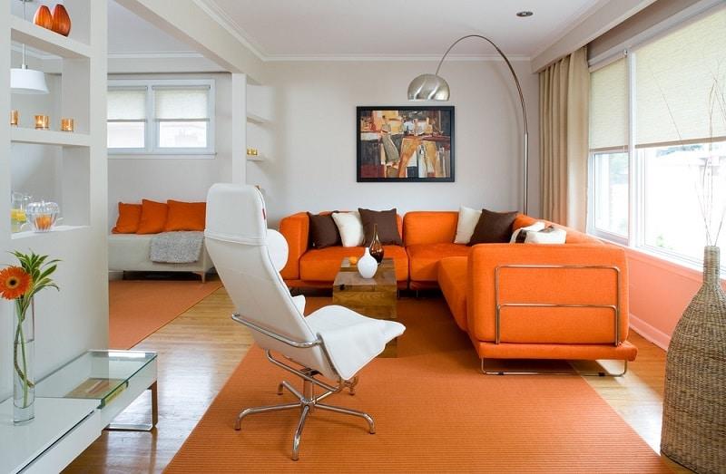 salon-couleur-orange