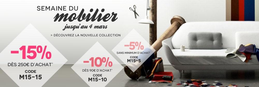 Semaine du mobilier chez made in design jusqu 39 15 - Semaine du mobilier chez made in design jusqua ...
