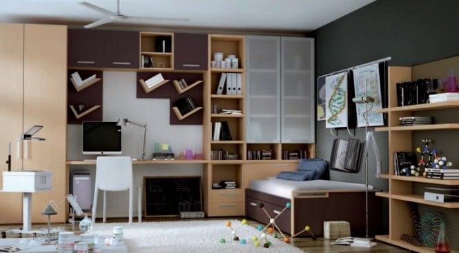 Th mes pour une chambre d 39 ado 4 id es modernes - Idees chambre designmodeles surprenants envoutants ...