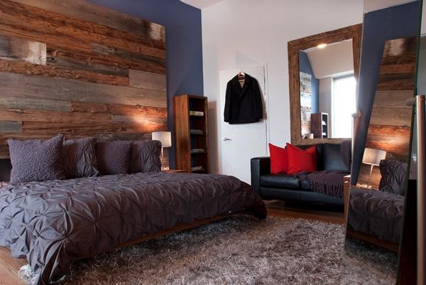 Mur Bois De Grange Chambre : preview
