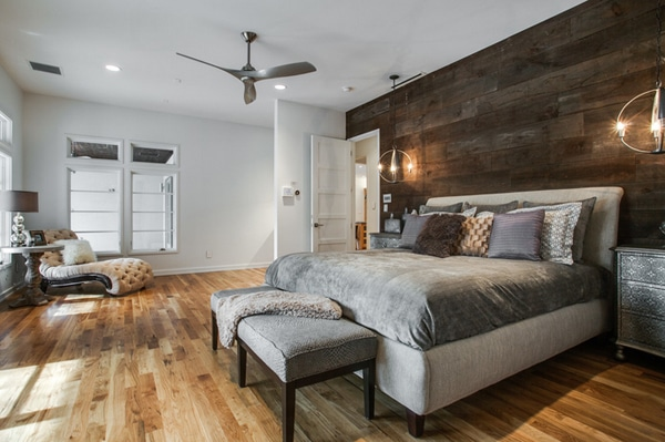 Laminate Accent Wall Bedroom