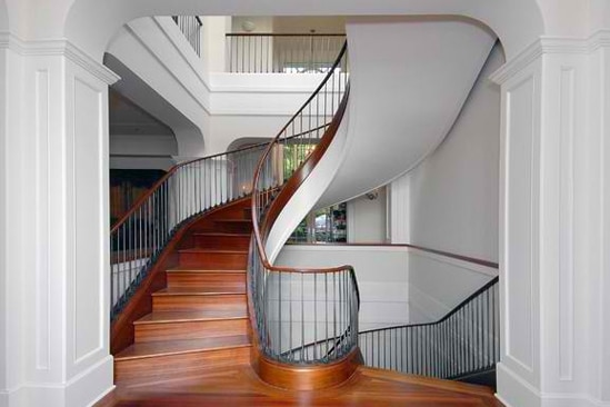 escalier rédence