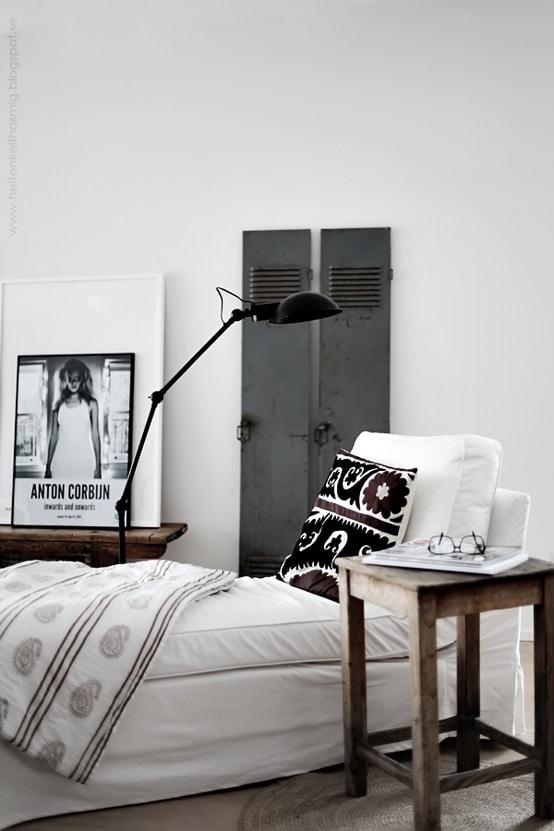 28 id es de chambres au style industriel moderne house - Chambre style industriel ...