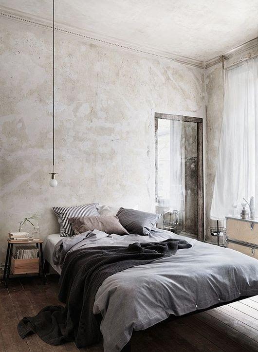 chambre de style industriel 28 id es pour une chambre chic et urbaine page 15 sur 28. Black Bedroom Furniture Sets. Home Design Ideas
