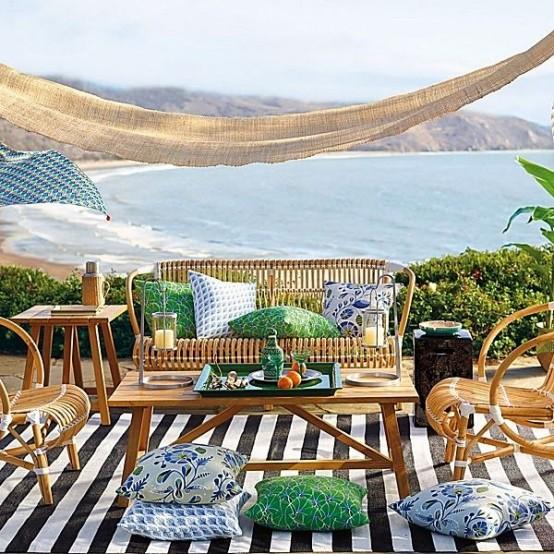 35 idées d\'aménagement de terrasse pour cet été