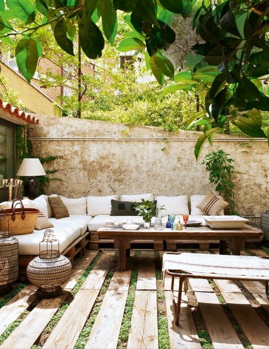 35 idées d'aménagement de terrasse pour cet été