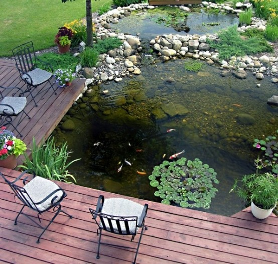 Best Bassin Design Jardin Contemporary - Ridgewayng.com ...