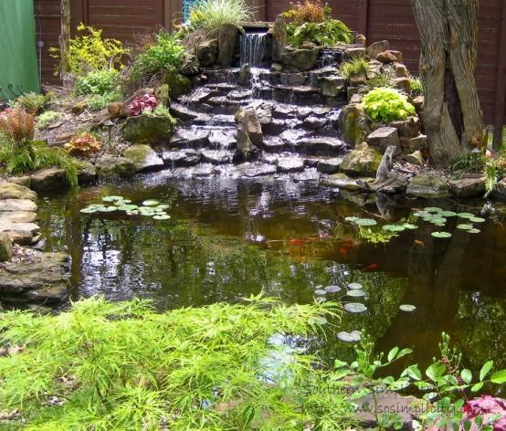 Si vous avez un peu plus d'espace dans votre jardin, il est aussi ...