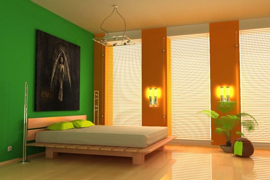 Chambre verte : 15 idées et inspirations déco pour nous apaiser !