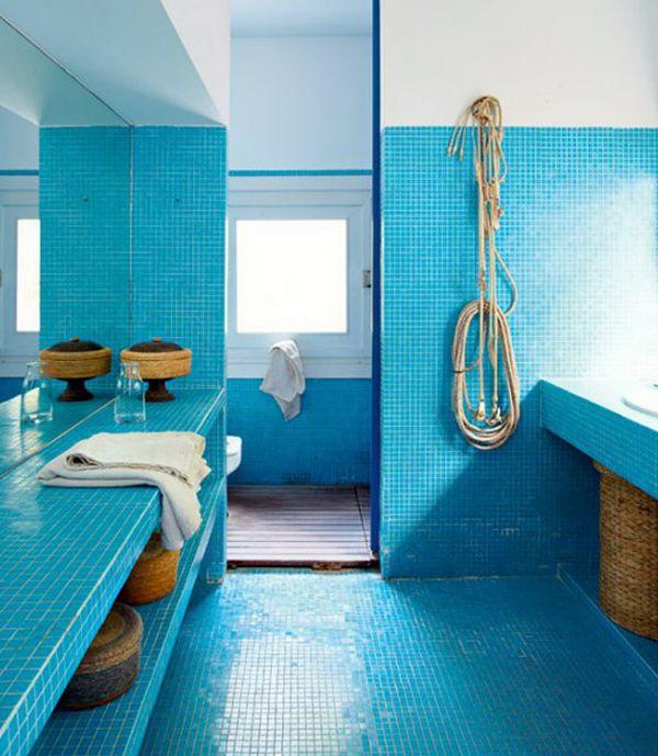 Pin salle de bains esprit marin vous tes fi re de votre for Salle de bain theme mer