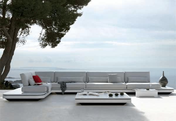 Id es am nagement de luxe pour votre jardin moderne house 1001 photos inspirations maison Salon de jardin luxe vendome
