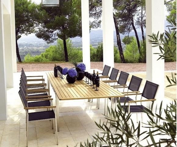Id es am nagement de luxe pour votre jardin moderne - Idee repas midi bureau ...
