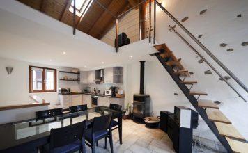 23 id es de bureau au style industriel moderne house 1001 photos inspirations maison et jardin - Bureau ecologique viva shift ...