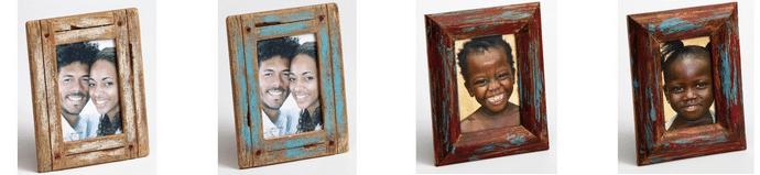 cadre photo ethnique