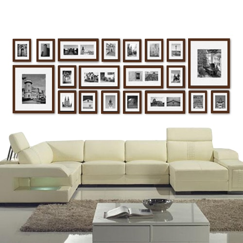 Cadres photos un style de cadre pour chaque ambiance moderne house 1001 photos - Style cadre photo ambiance ...
