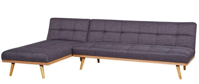 2 canap s au style scandinave ne pas rater chez conforama. Black Bedroom Furniture Sets. Home Design Ideas