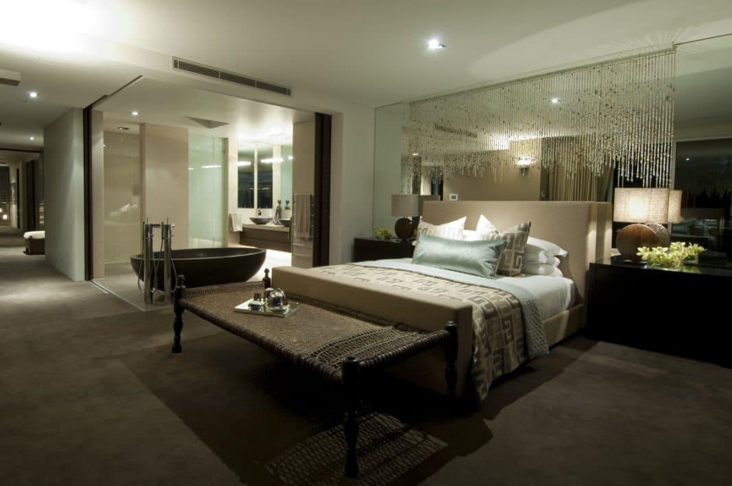 Id es de chambre design 26 mod les surprenants et envo tants for Chambre design vip