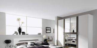 Id es d co chambre moderne photos de chambre - Chambre blanche et grise ...