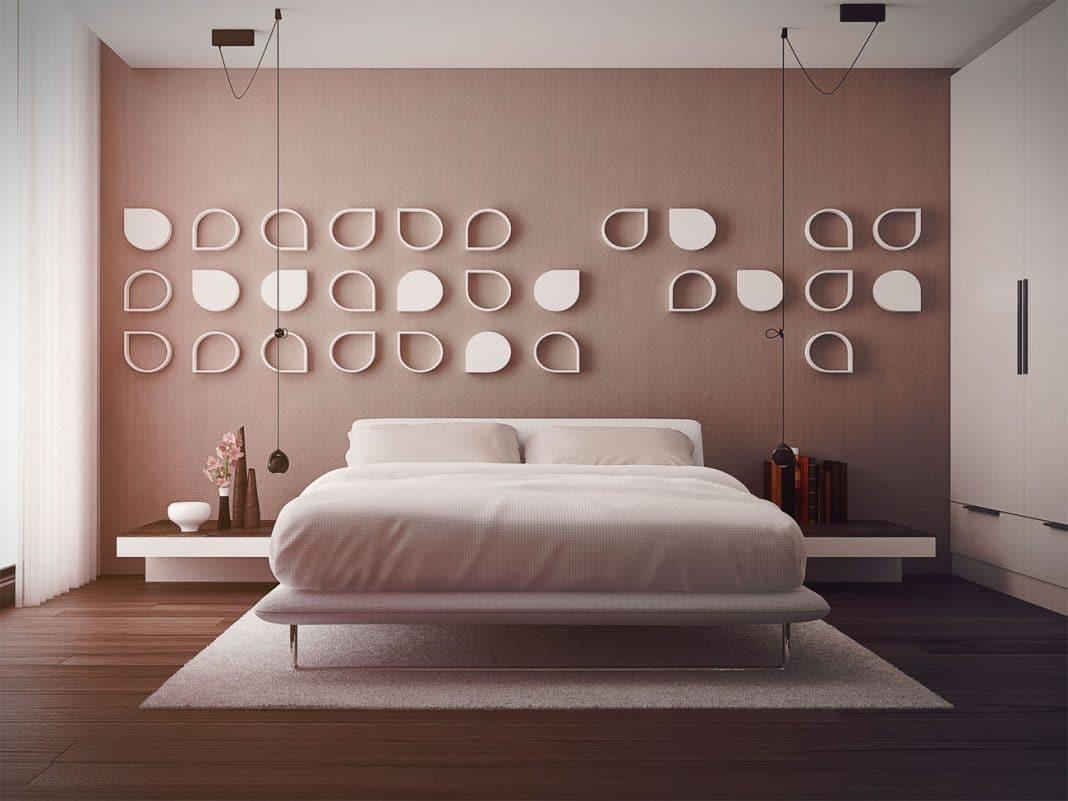 Chambre A Coucher Annees 70 idées de chambre design: 26 modèles surprenants et envoûtants