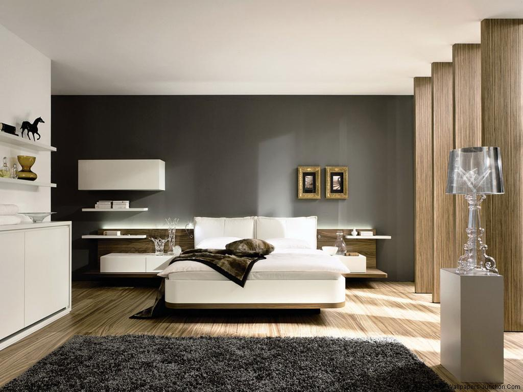 Chambre modern design