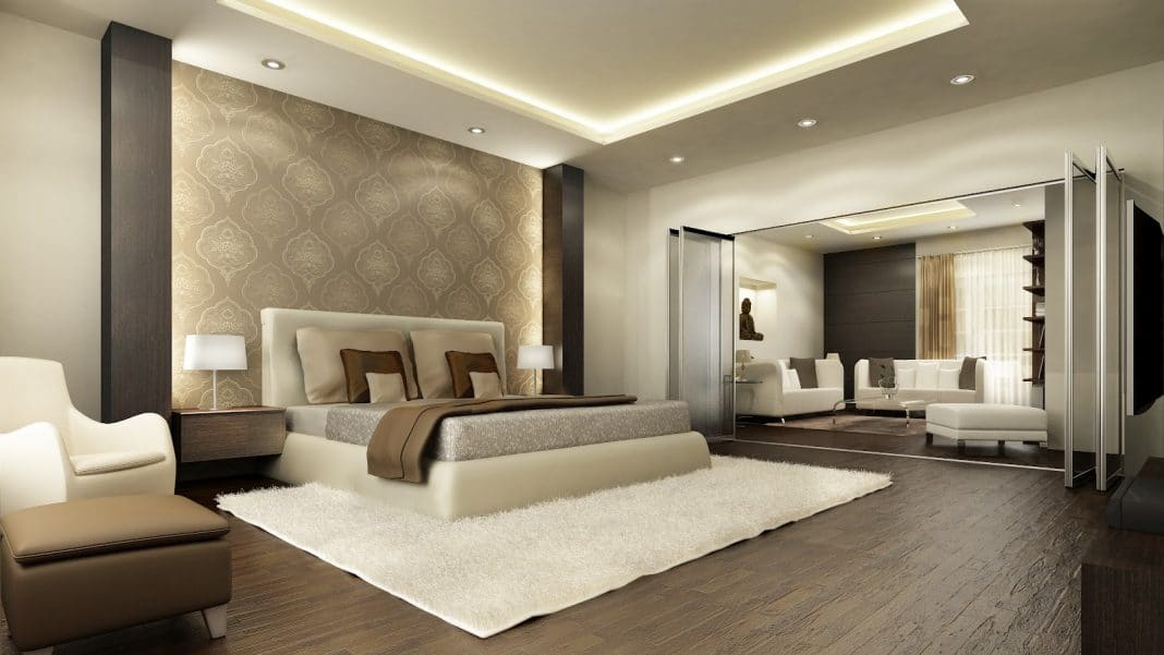 Chambre parentale 32 id es pour l 39 organiser et la - Idees chambre designmodeles surprenants envoutants ...