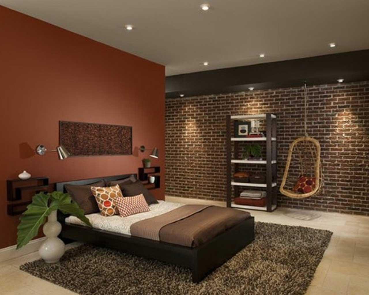 Chambre parentale design
