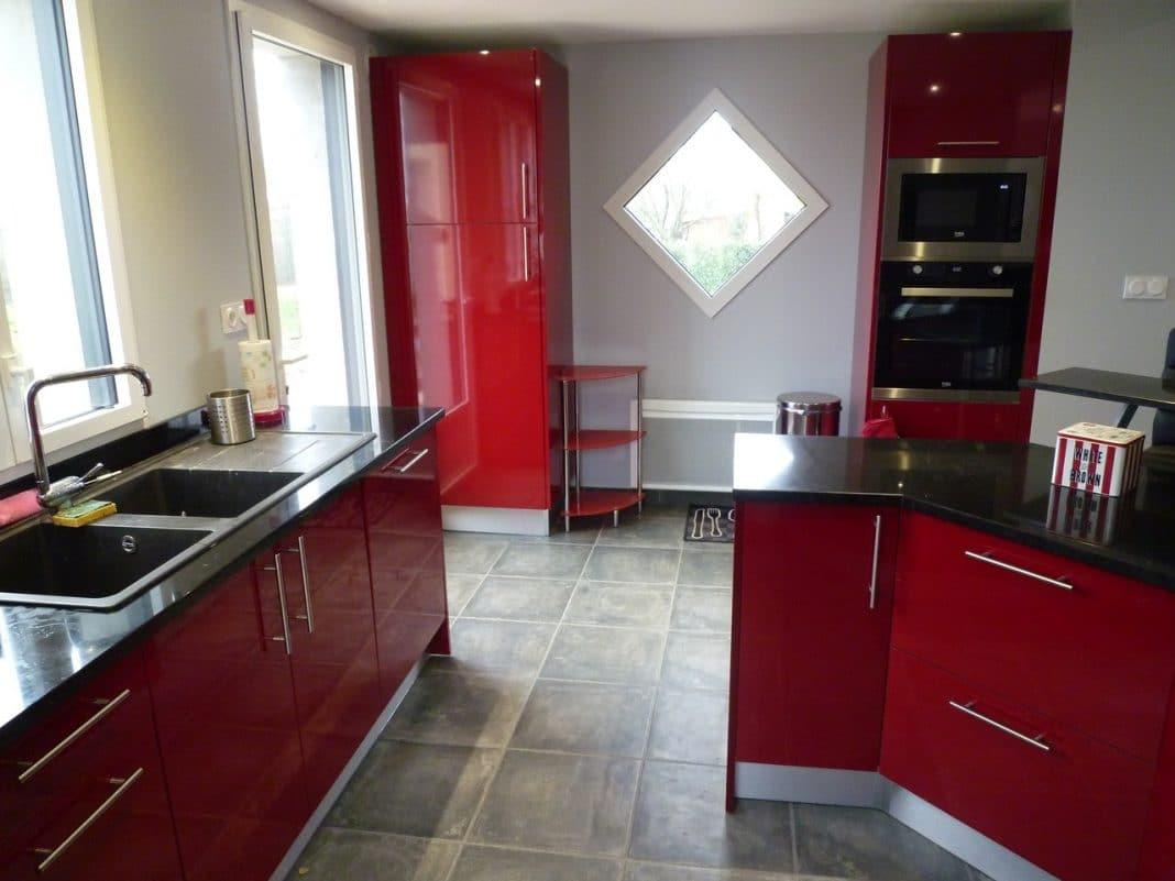 Decoration Chambre Couleur Rouge Bodeaux