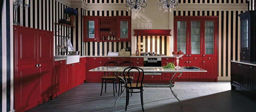 Cuisine rouge bordeaux 20170812161425 - Cuisine moderne bordeaux ...