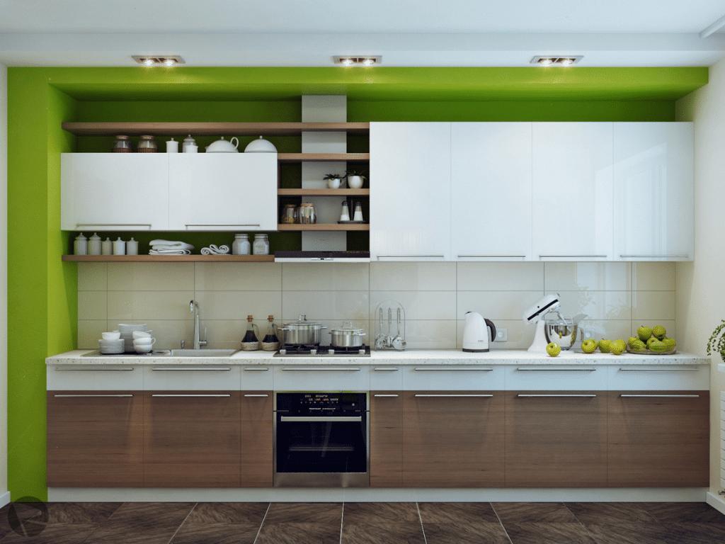 Cuisine verte: 19 photos et conseils déco pour une cuisine pleine de peps