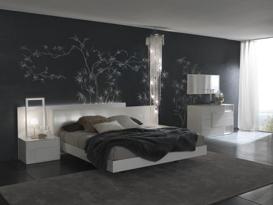 Déco chambre gris adulte