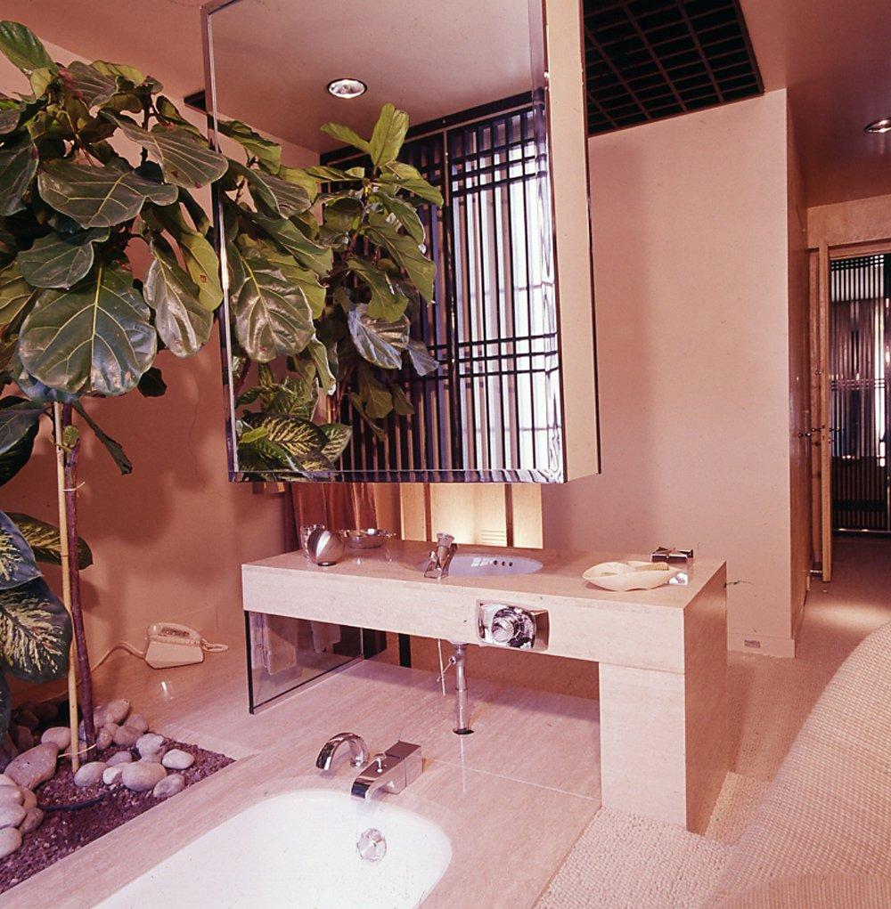Salle De Bain Mosaique Rose ~ 20 id es de salle de bain rose du carrelage aux murs