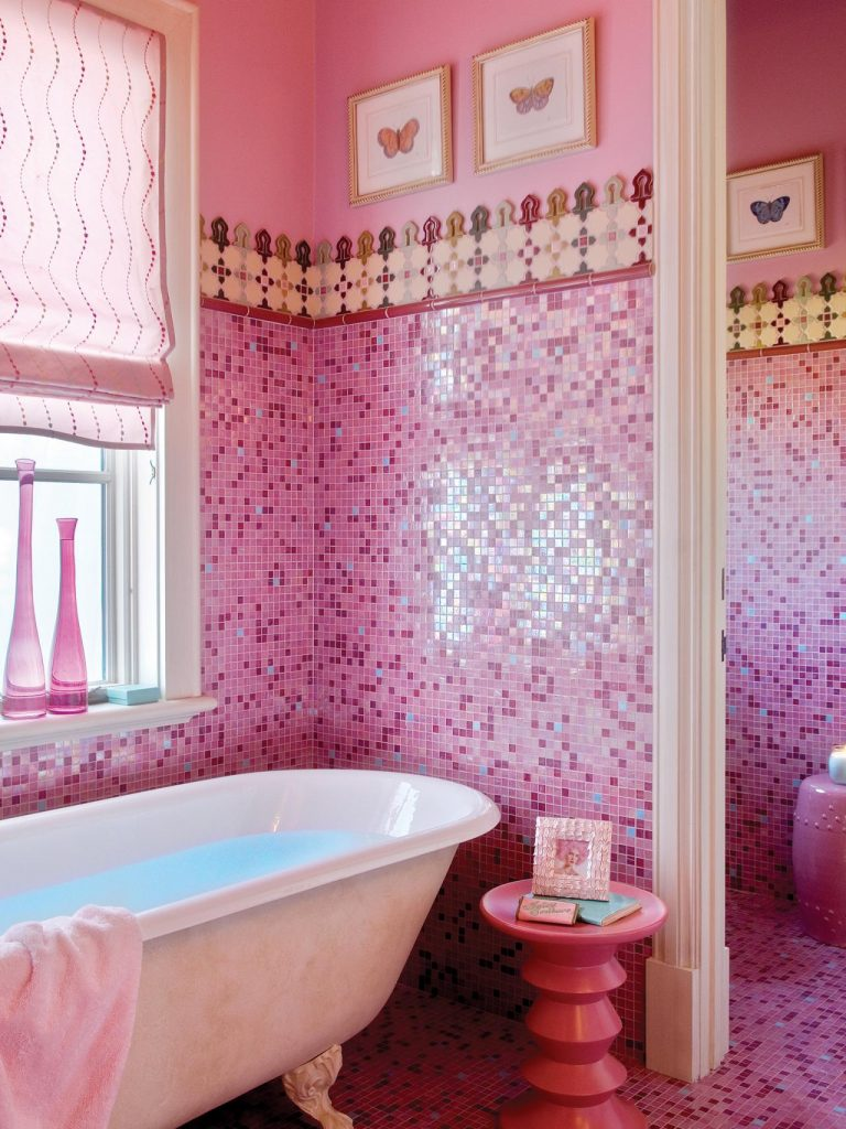 Exceptionnel Idee Chambre Rose (24)