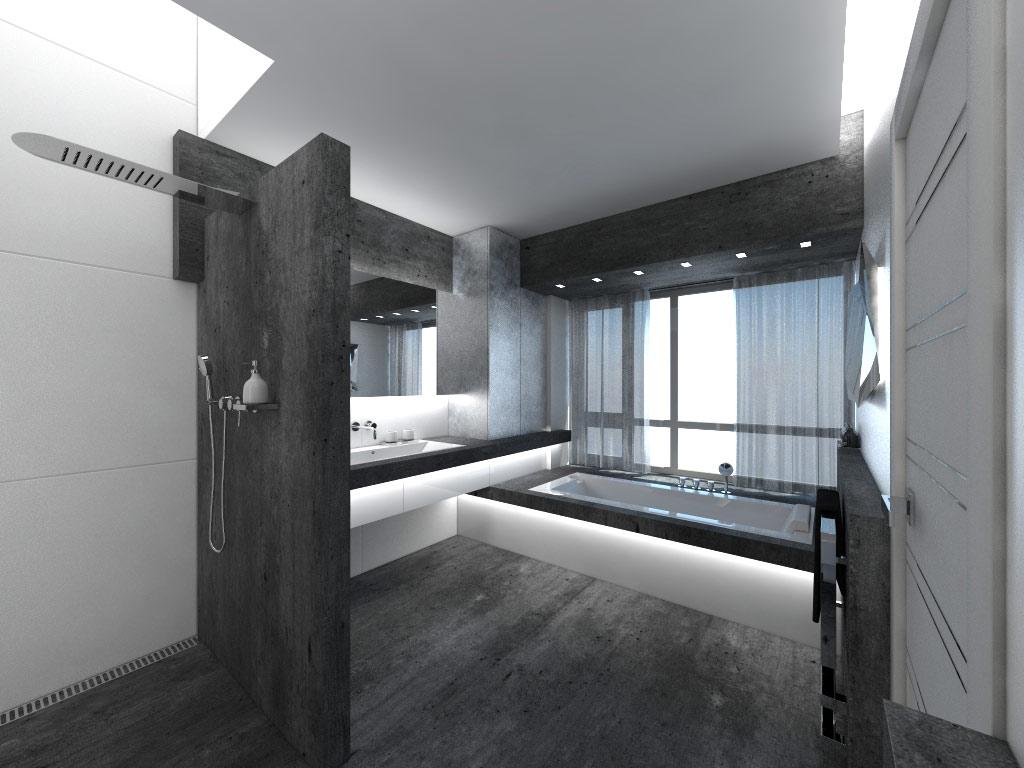 Aquarine Salle De Bain ~ 30 id es incroyables de salle de bain gris et blanc