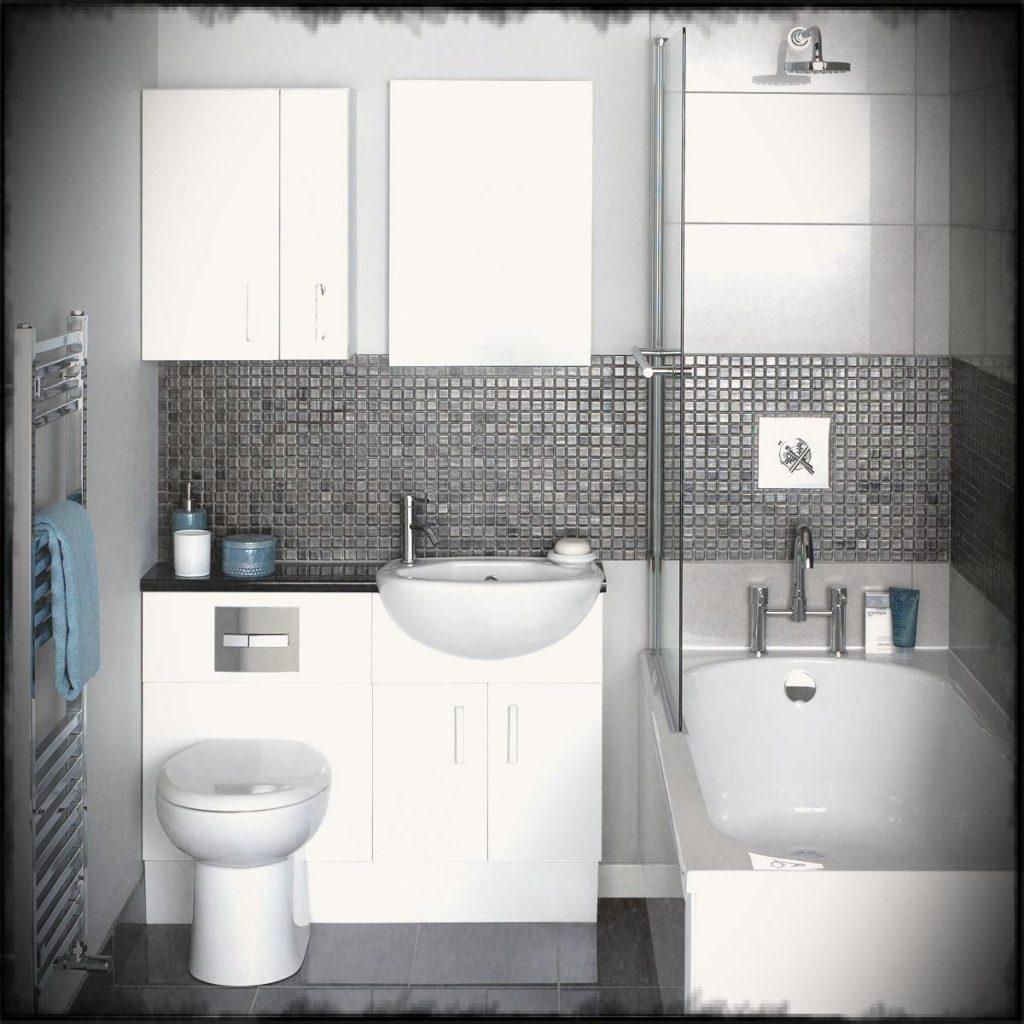 30 id es incroyables de salle de bain gris et blanc for Salle de bain rouge et gris