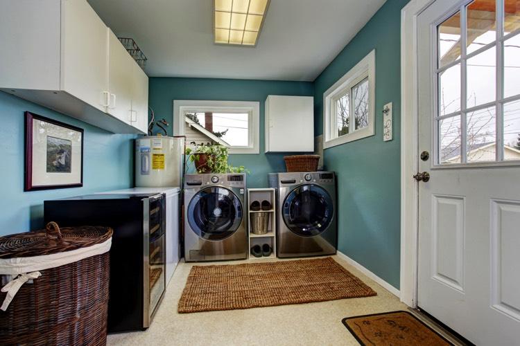 Buanderie: 30 idées d\'aménagement dans une arrière cuisine, une ...