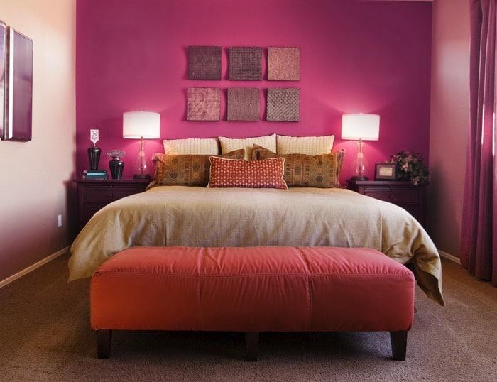 Chambre romantique: 16 idées déco pour davantage d\'intimité