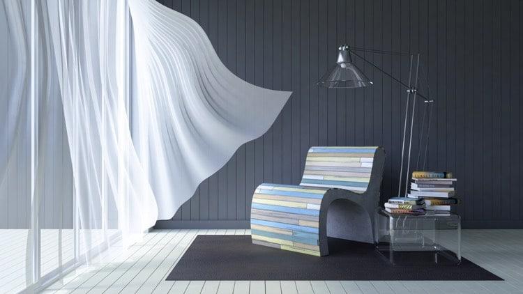 50 idées de salon gris: la couleur neutre ultra tendance