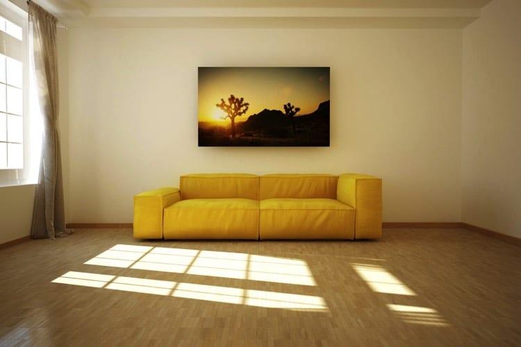 Salon Jaune 38 Idees Deco Entre Energie Et Luminosite