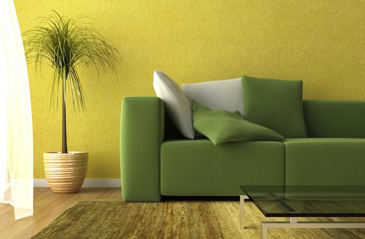 37 idées de salon vert entre élégance et nature