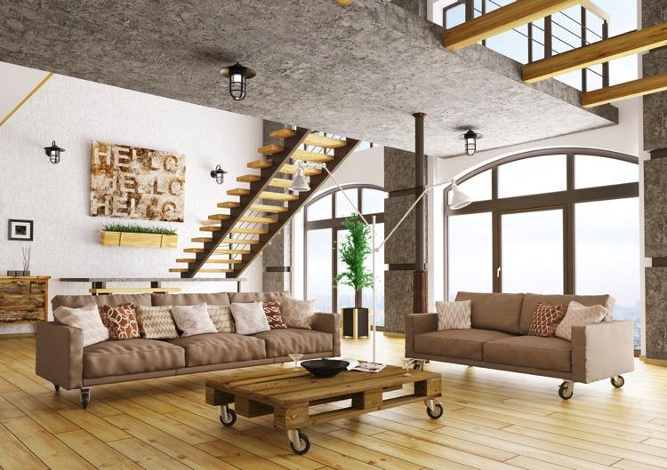 salon et jardin 48 tables basses originales en palette de bois style rustique design. Black Bedroom Furniture Sets. Home Design Ideas