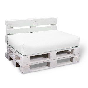 Coussins 60x44 pour matelas et banquette de canap palette for Acheter canape en palette