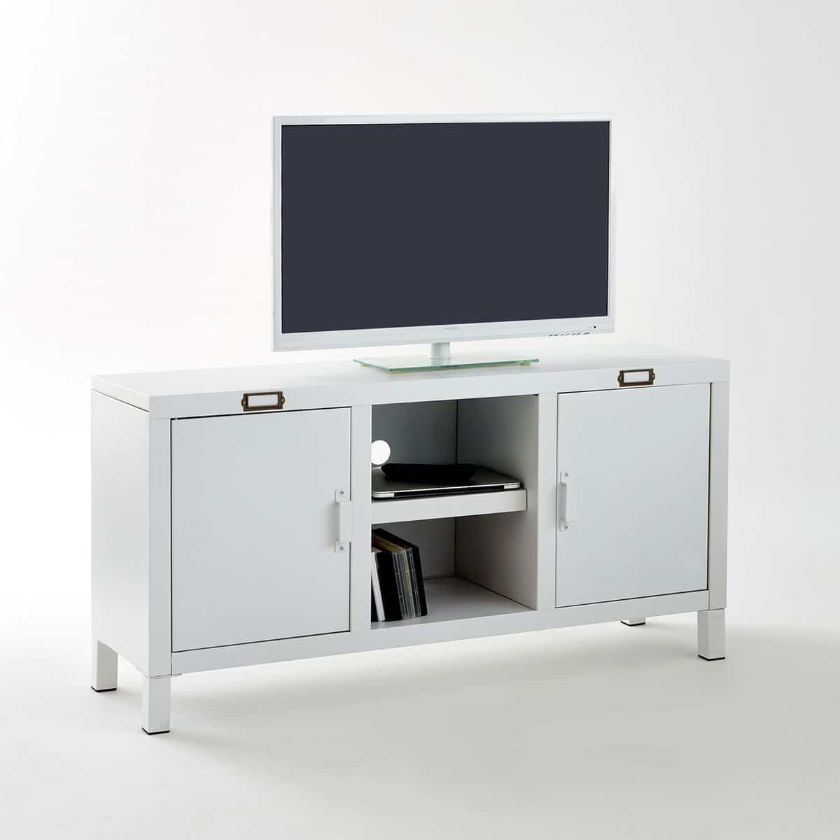 Meuble Tv Industriel 40 Id Es Et Mod Les 100 D Cal S # Meuble Tv Industrielle
